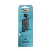 "Wahl 4-1/2"" Professional Groomer Comb- 69 Pins"