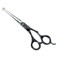 "Andis Premium 6.5"" Ball Tip Shear Curved"