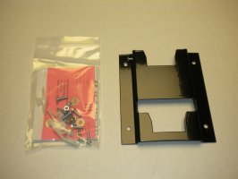 Air Force Wall Mounting Bracket