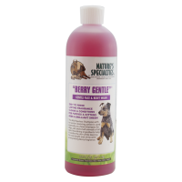 Berry Gentle Tearless Shampoo- 16 oz
