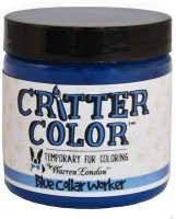 Warren London Critter Color Temporary Fur Coloring Blue