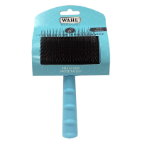 Wahl Small Curved Professional Slicker Brush- Firm Pins