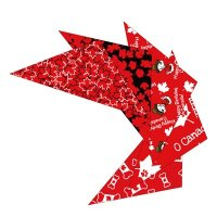 Cozymo Canada Day Bandana Assorted 72 Pack