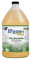 The Groomer's Edge Hypo Plus Pet Shampoo, By Double K (1 Gallon)
