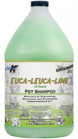 The Groomer's Edge Euca-Leuca-Lime Pet Shampoo, By Double K (1 Gallon)