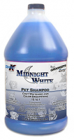 The Groomer's Edge Midnight White Pet Shampoo, By Double K (1 Gallon)