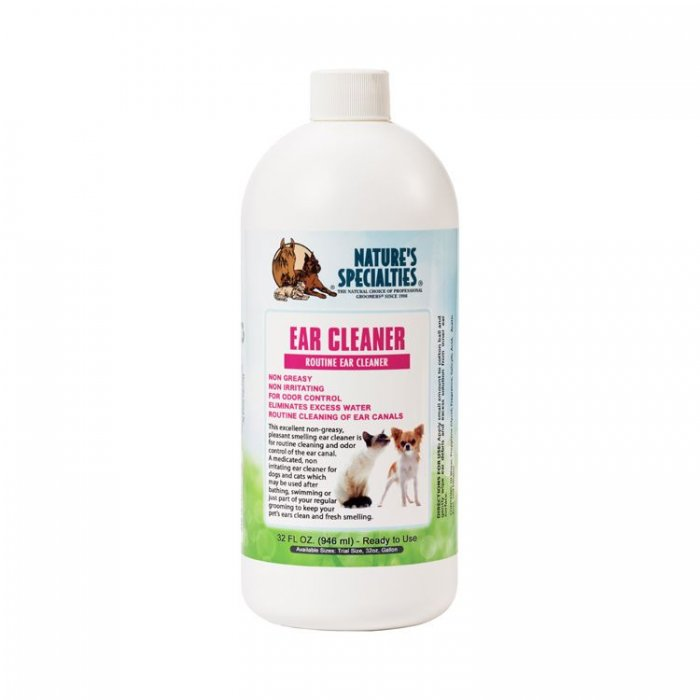 Nature\'s Specialties Ear Cleaner- 32 oz