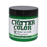 Warren London Critter Color Temporary Fur Coloring Green
