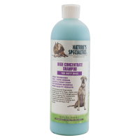 High Concentrate Shampoo For Dirty Dogs- 16 oz