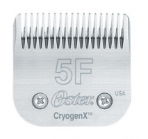 Oster Cryogen-X Agion Blades - For A5, Outlaw, Volt Models, Size 5F