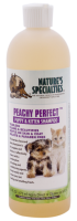 Nature's Specialties Peachy Perfect Puppy & Kitten Shampoo - 16oz