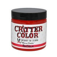 Warren London Critter Color Temporary Fur Coloring Red