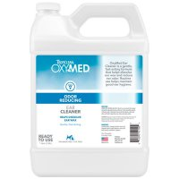 Tropiclean Oxymed Odor Reducing Ear Cleaner [1 Gallon]