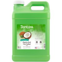 Tropiclean Oatmeal & Tea Tree Medicated Itch Relief Pet Shampoo [2.5 Gallon]