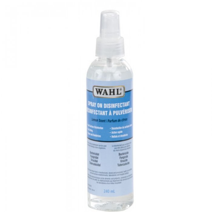 Wahl Disinfectant Spray 240ml