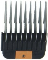Wahl #1 Stainless Stainless Steel Guide Comb- 1/2""