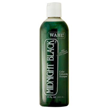 Wahl Midnight Black Shampoo- 17oz