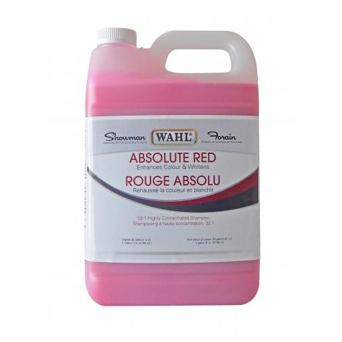 Wahl Absolute Red Shampoo- Gal